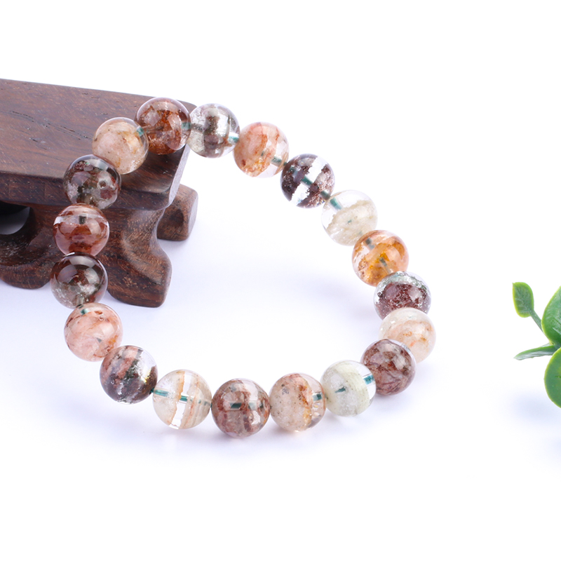 Natural Color Ghost Recruits Financial Transfer to Help the Cause Crystal Bracelet